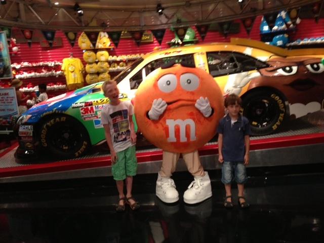 Giant M&M